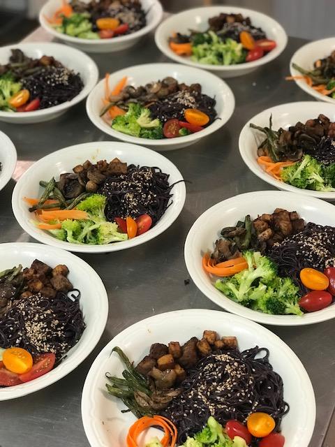 Catering Stockholm Lila Lotus